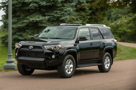 2018 Toyota 4runner Continues Winning Sales Without Assist