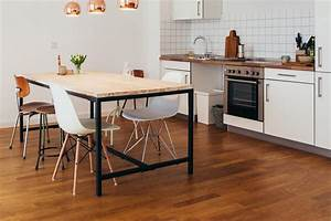 Kitchen flooring options best flooring for kitchens for Top 4 best kitchen flooring options