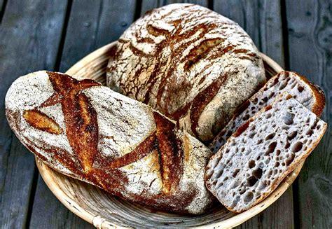 barley semola sourdough bread  companatico