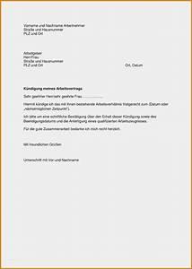 Kündigung Vorlage Kostenlos : 21 k ndigung arbeitsvertrag probezeit muster tonight you die ~ Frokenaadalensverden.com Haus und Dekorationen