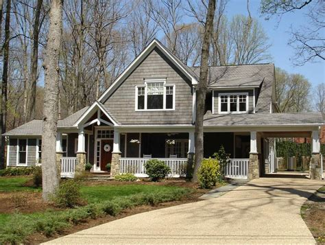 arts and crafts homes exterior