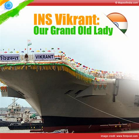 India's First Indigenous Aircraft Carrier