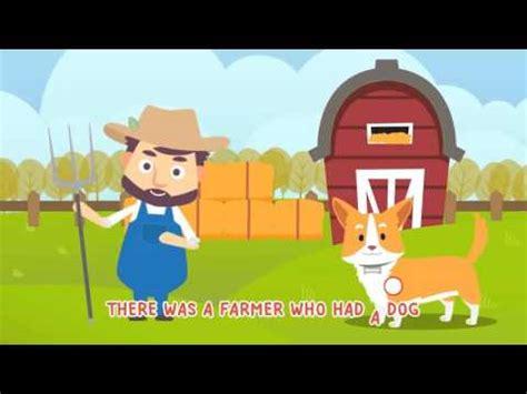 bingo dog song educational nursery rhymes song