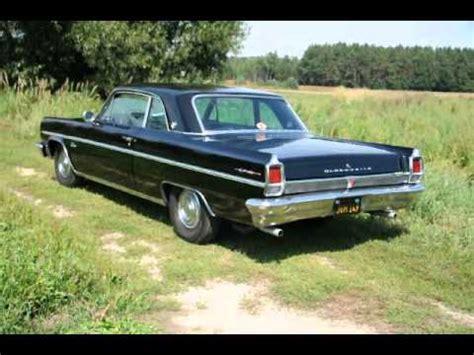 1963 Oldsmobile F85 Cutlass walk-around - YouTube