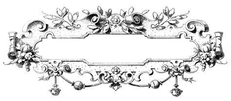 Gorgeous Ornate Frames