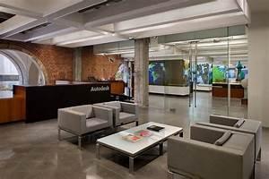 Stunning Office Reception Interior Design With Luxury