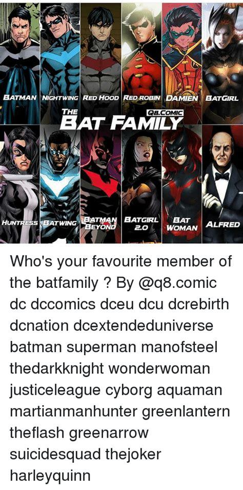 batman nightwing red hood red robin damien batgirl