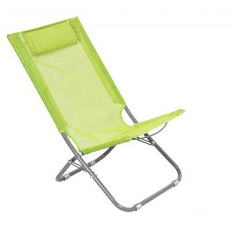 chaise plage chaise de plage pliante caparica helsinki vert achat