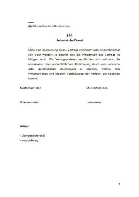 kündigung untermietvertrag muster k 252 ndigung untermietvertrag vorlage kostenlos k 252 ndigung vorlage fwptc