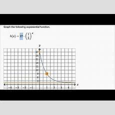 Graphing Exponential Growth & Decay (video)  Khan Academy