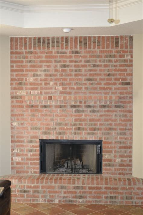 Interior : Fascinating Ideas Of Brick Fireplace To Warm Up