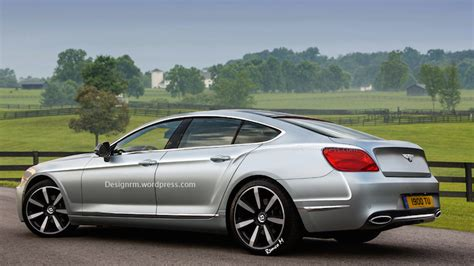 Voiture 4 Porte by Bentley Continental Coup 233 4 Portes Va T Exister