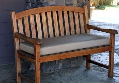 Deluxe Custom Bench Cushion  Cushion Sourceca