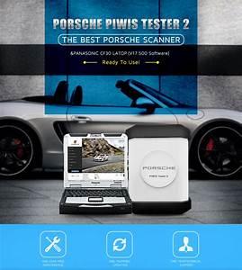 Piwis Tester Ii V17 500 With Panasonic Cf30 Laptop