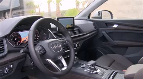 audi    tdi basic model interior video