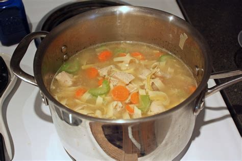 simple chicken soup easy chicken noodle soup recipes dishmaps