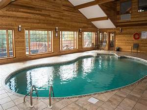 chalet piscine interieur quebec With location chalet avec piscine interieure