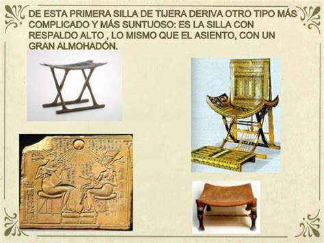 Ta Decor by Historia Del Mueble Antiguo I