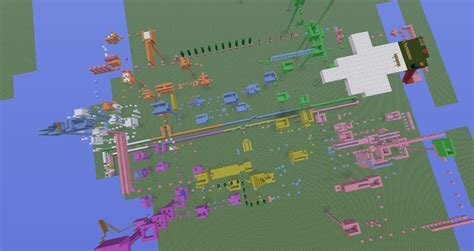 mapa de spongebob