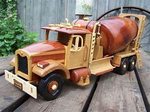 Wood Toy Truck Plans - WoodWorking Projects & Plans