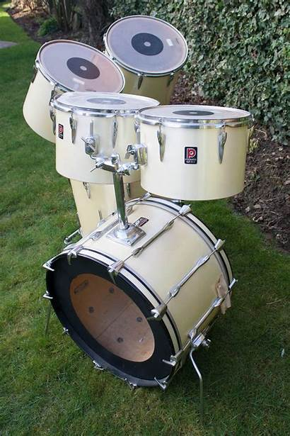 Drum Premier Kit 1970s B717 Polychromatic Outfit
