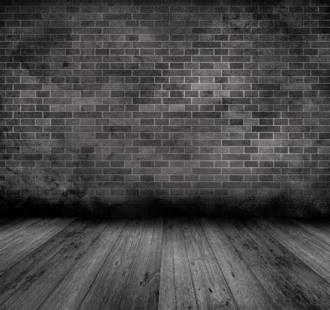 mattoni pavimento interno immagine in stile grunge di un vecchio interno con muro di