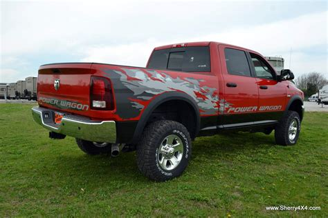 2500 Power Wagon 4x4 Lifted Trucks For Sale