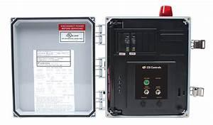 Fusion U2122 Single Phase Simplex Control Panel