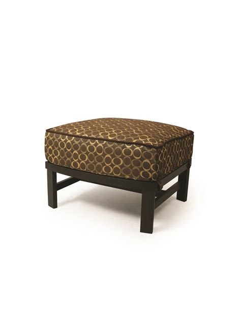 Mallin Patio Furniture Dealers by Stratford Cushion Ottoman Mallin Casual Furniture