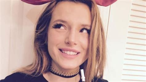 Bella Thorne Just Shared The Ugly Side Being Disney