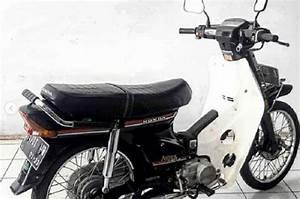 Motor Legendaris  Honda Astrea Star Kondisi Orisinal Dijual  Cocok Buat Ngabuburit