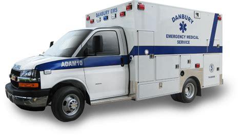 Custom Emergency Medical Service Vehicles