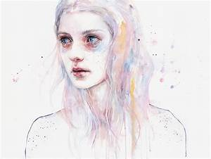Oops, Agnes Cecile Spilled the Water | Scene360
