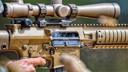 Rifle Sniper Sr Stoner Nato Scope 1799