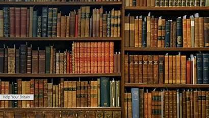 Bookshelf Bookshelves Desktop Bookcase Documentation Wallpapers Library