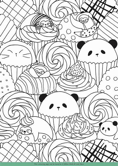 Colouring Pages Adults Activities Adult Downloadable Activity