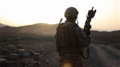 Soldier Military Gun M4 Carbine Wallpapers Desktop