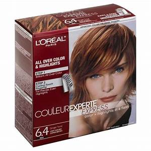 L39Oreal Paris Couleur Experte Express Red Ginger Twist 64