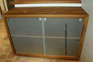 Meuble Bas Porte Coulissante : meuble bas salle de bain porte coulissante ~ Dailycaller-alerts.com Idées de Décoration
