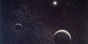 There Could Be Two 'Dark' Planets Hiding In Our Solar ...