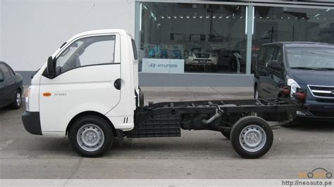 Hyundai H100 Picture by Hyundai H100 Porter 2600 Picture 5 Reviews News