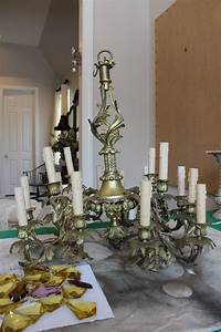 Crystal chandelier for wedding decor dells daily dish