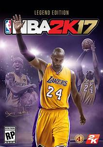 NBA 2K17 Honors Kobe Bryant With 39Legend Edition39 This