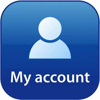 Account Icon Login Myaccount Bank Payment Library