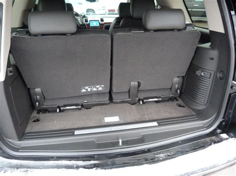 Touareg 3rd Row Seat by Review 2011 Cadillac Escalade The About Cars