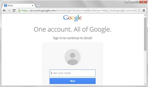 Google Splits Sign-in Process Into Two Pages