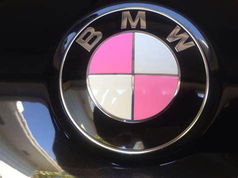 Pink Bmw Roundel
