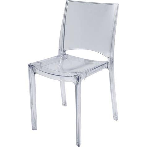 chaise transparente leroy merlin chaise de jardin en polycarbonate transparent