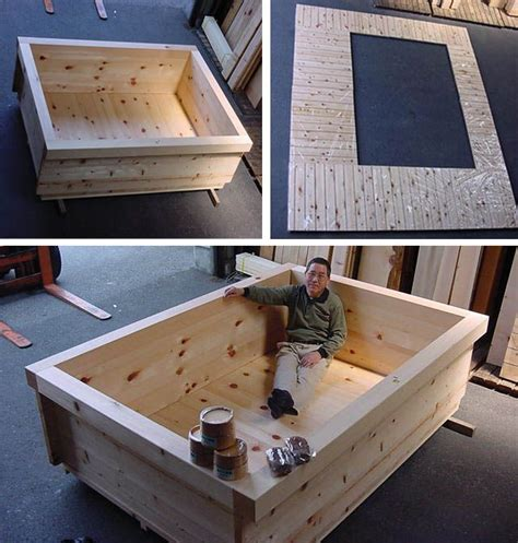 japanese soaking tubs ideas  pinterest small soaking tub wooden bathtub  wood tub