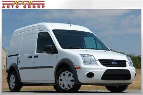 buy   ford econoline cargo van  manual red